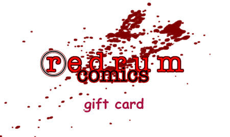 Redrum Comics Virtual Gift Card