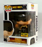 Funko Pop! Furiosa #508 Hot Topic Exclusive Figure Mad Max Fury Road AS IS