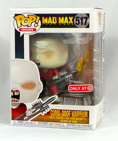 Funko Pop! Coma-Doof Warrior #517 Target Exclusive Figure Mad Max Fury Road