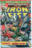 Marvel Premiere #21 featuring Iron Fist FINE 1st Full Misty Knight Netflix - redrum comics