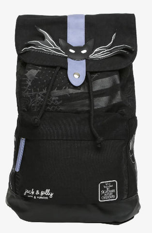 Disney The Nightmare Before Christmas Jack and Sally Slouch Backpack NWT