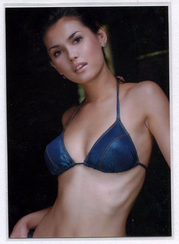 "Maria Ozawa 5"" x 3.5"" Photo Juicy Honey Japanese AV Gravure Idol"