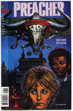 Preacher #8 VF 1st Jesse's Parents Grandma TC Jody Garth Ennis Steve Dillon AMC