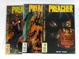 Preacher #5 6 7 Naked City Story Set VF/NM Garth Ennis Steve Dillon AMC TV
