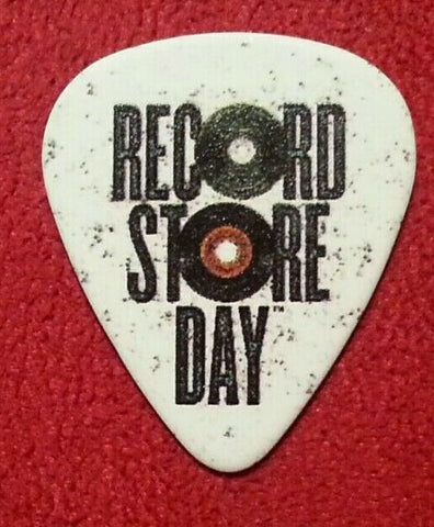Record Store Day RSD Exclusive D'Addario Official Guitar Pick Collectible