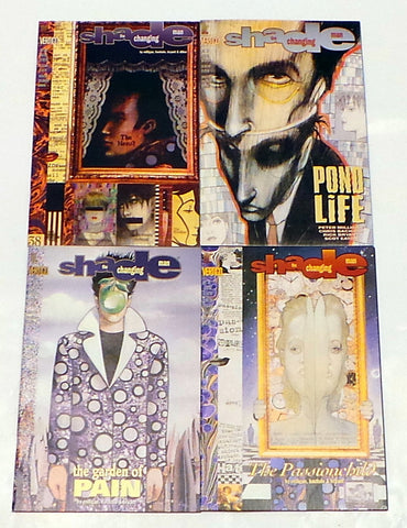 Shade The Changing Man Four Issue lot 35 37 38 39 DC/Vertigo Peter Milligan - redrum comics