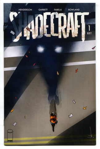 SHADECRAFT #1 Jock Variant NM 1st appearance of Zadie Lu Netflix Image 2021