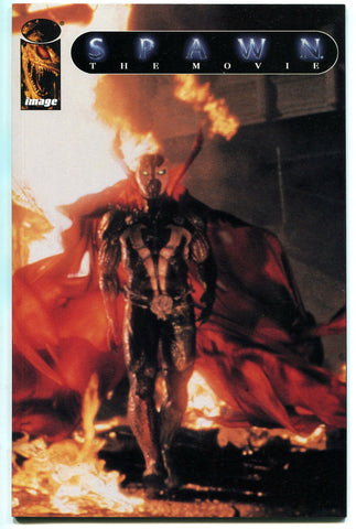 Spawn The Movie Graphic Novel TPB Comic Book NM 1st Print Image Comics 1997 - redrum comics