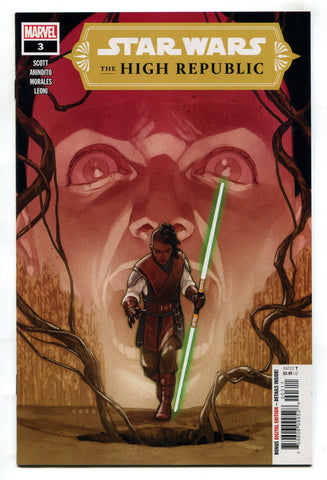 Star Wars High Republic #3 NM Cover A Marvel Comics 2021