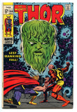 The Mighty Thor #164 Fine+ 1st Adam Warlock Cameo Appearance 1969 Silver Age