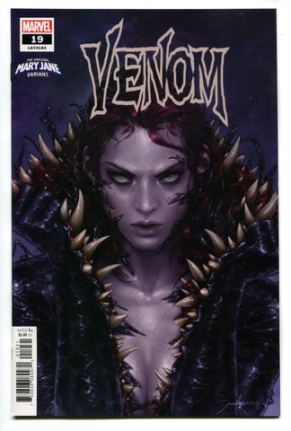 Venom #19 Jeehyung Lee Mary Jane Variant Donny Cates Marvel Comics NM 2019