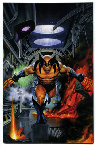 Return of Wolverine #1 Joe Jusko Midtown NYCC 2018 Virgin Variant NM