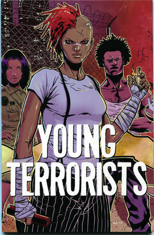 New Black Mask Young Terrorists #1 LCSD Local Comic Shop Day Variant Cover - redrum comics