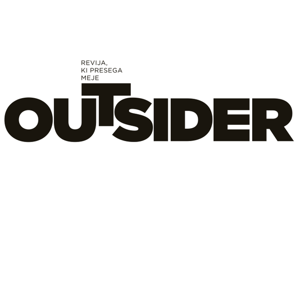 OUTSIDER, PRINT MAGAZINE, APRIL 2016