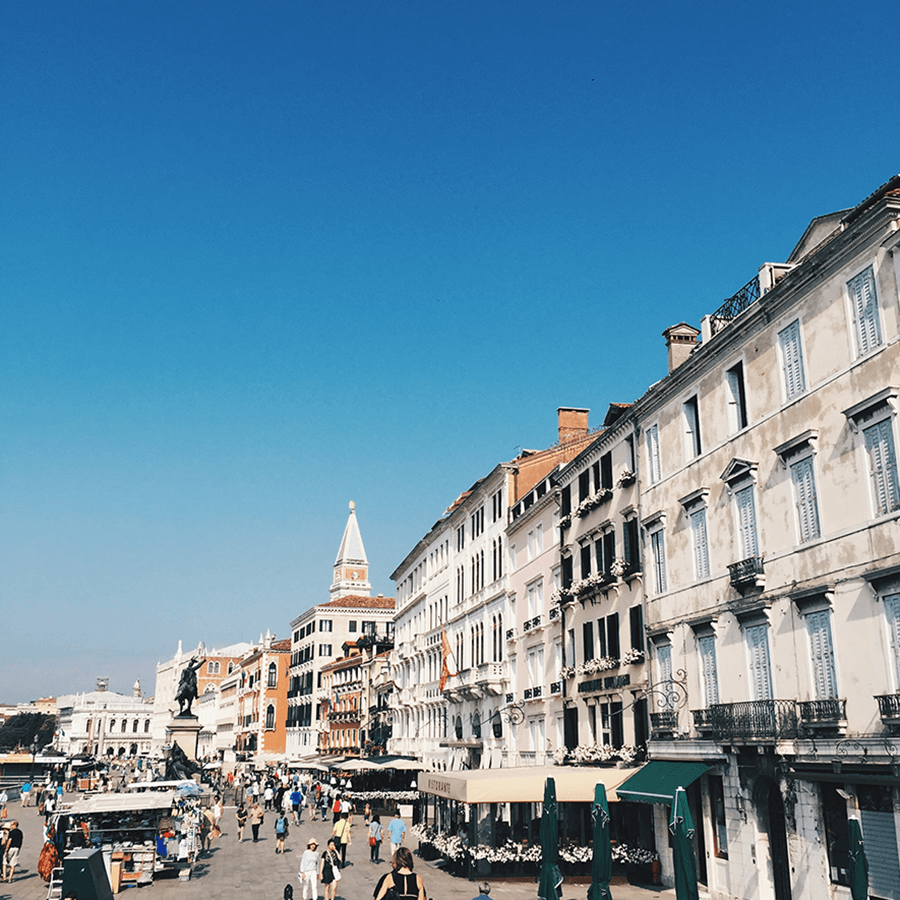 Venice – place to be this summer