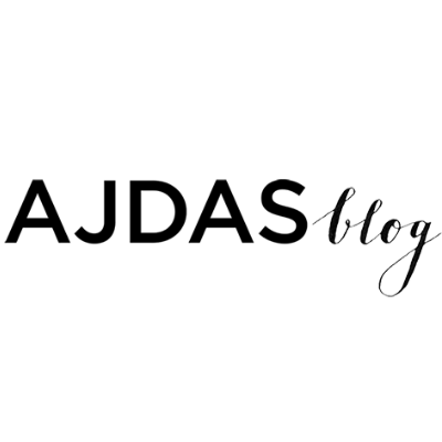AJDA SITAR FASHION BLOG, FEBRUARY 2016