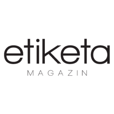 ETIKETA MAGAZINE, APRIL 2016