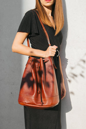 Whiskey Bucket Bag