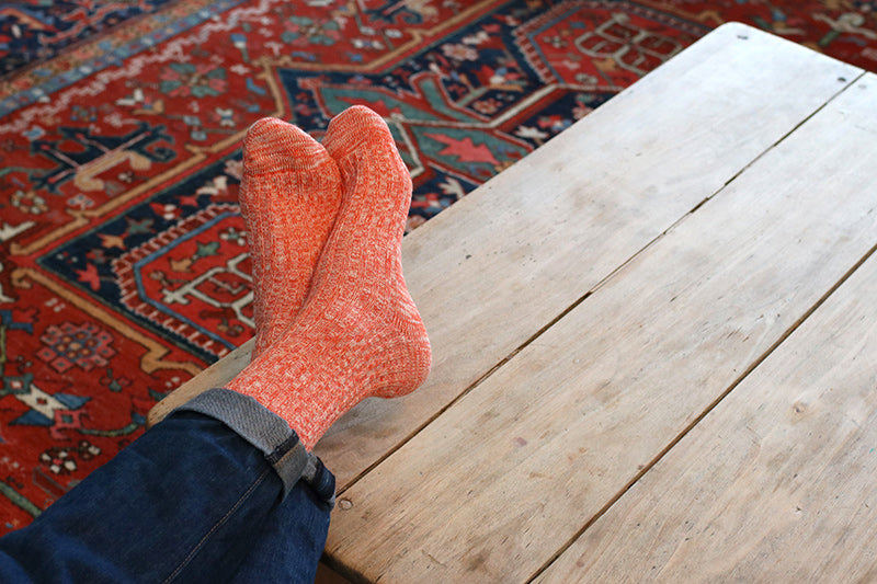 Melange Socks menswear - Escuyer