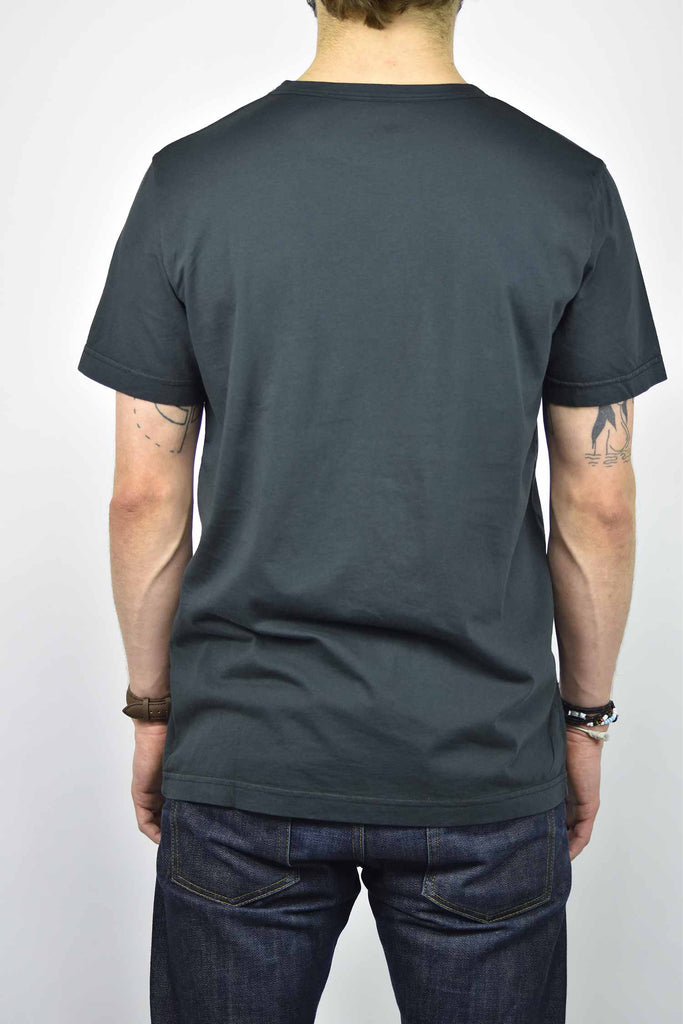 Crew Neck T-Shirt - Pirate Black - Escuyer