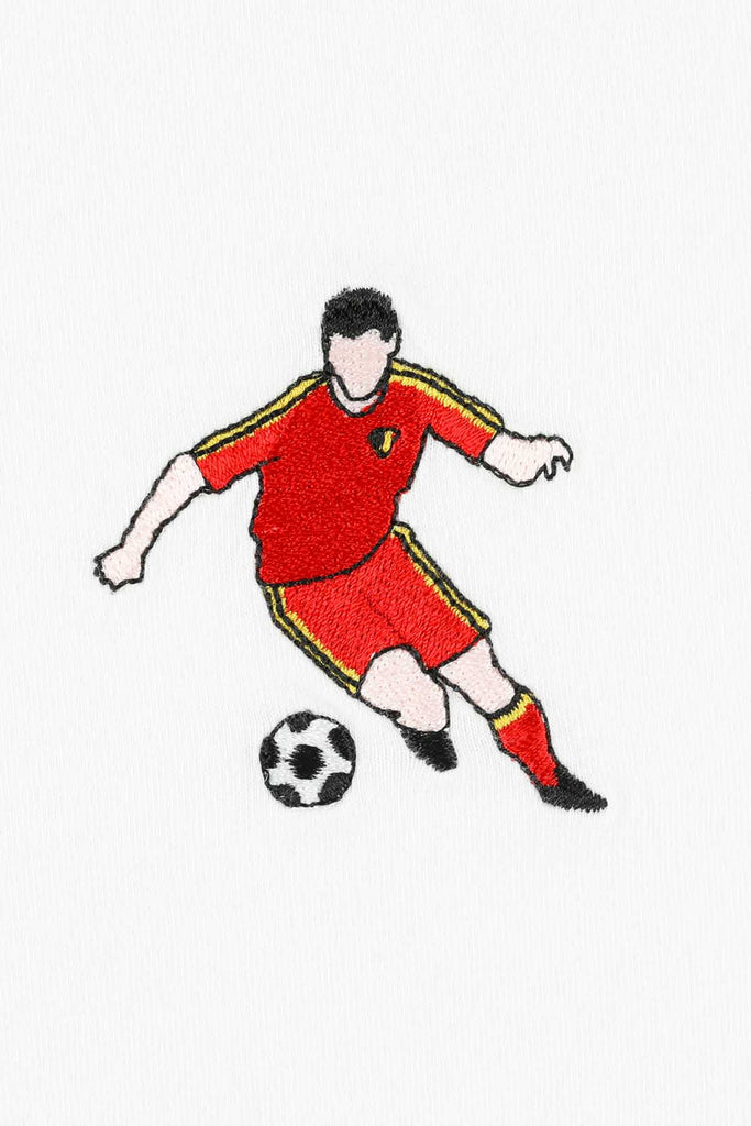 Football World Cup T-Shirt - Belgium - Escuyer