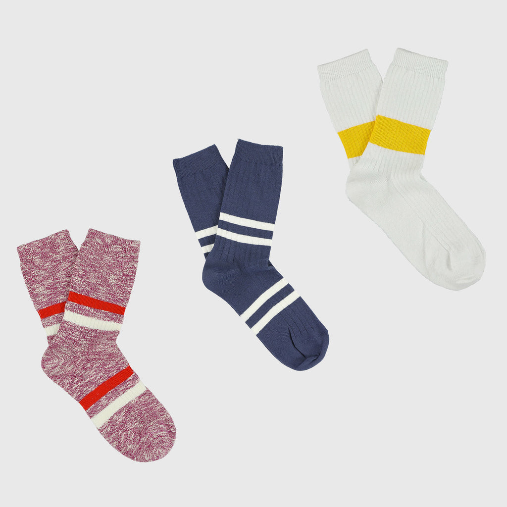 Surprise Women Socks Subscription Pack - Escuyer