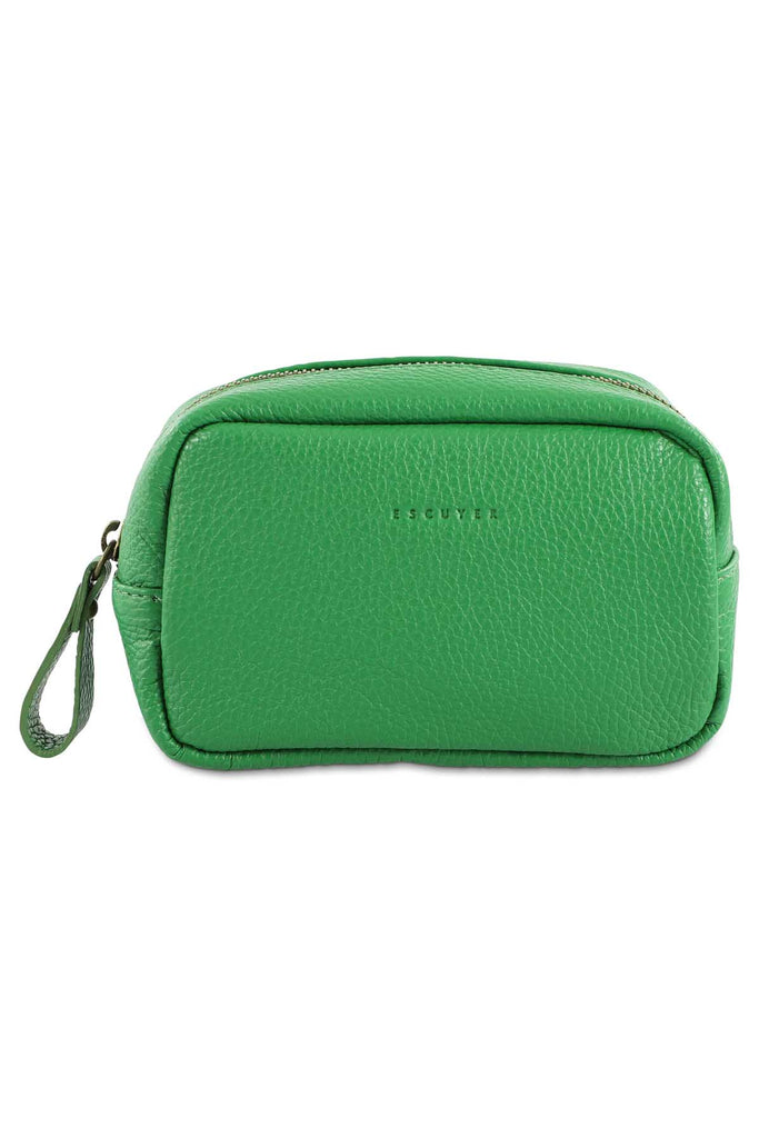 Travel Case Small - Green - Escuyer