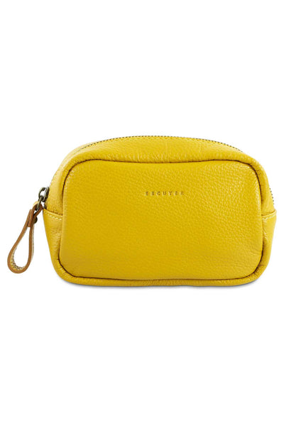 Travel Case Small - Mustard - Escuyer
