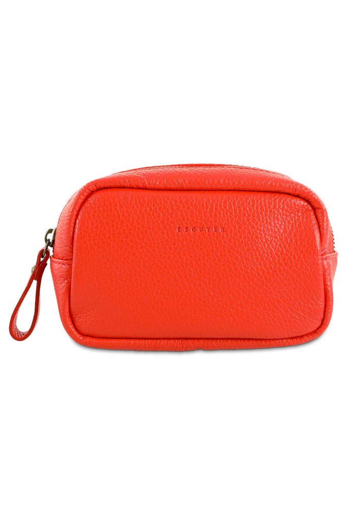 Travel Case Small - Spicy Orange - Escuyer