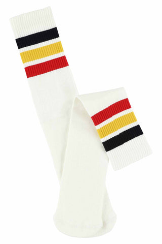 Unisex Tube Socks - Belgium Flag Socks