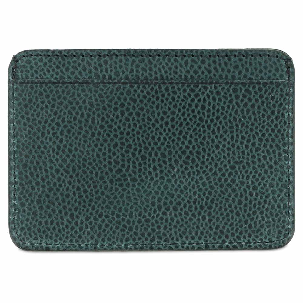 Cardholder - Grained Green - Escuyer