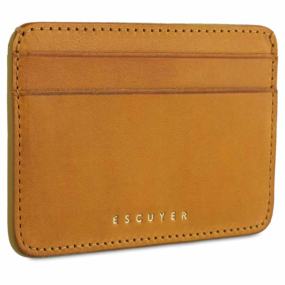 Cardholder - Yellow - Escuyer