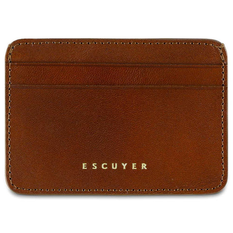 Cardholder - Light Brown