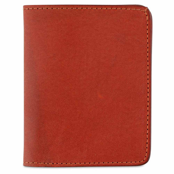 Slim Wallet - Orange - Escuyer