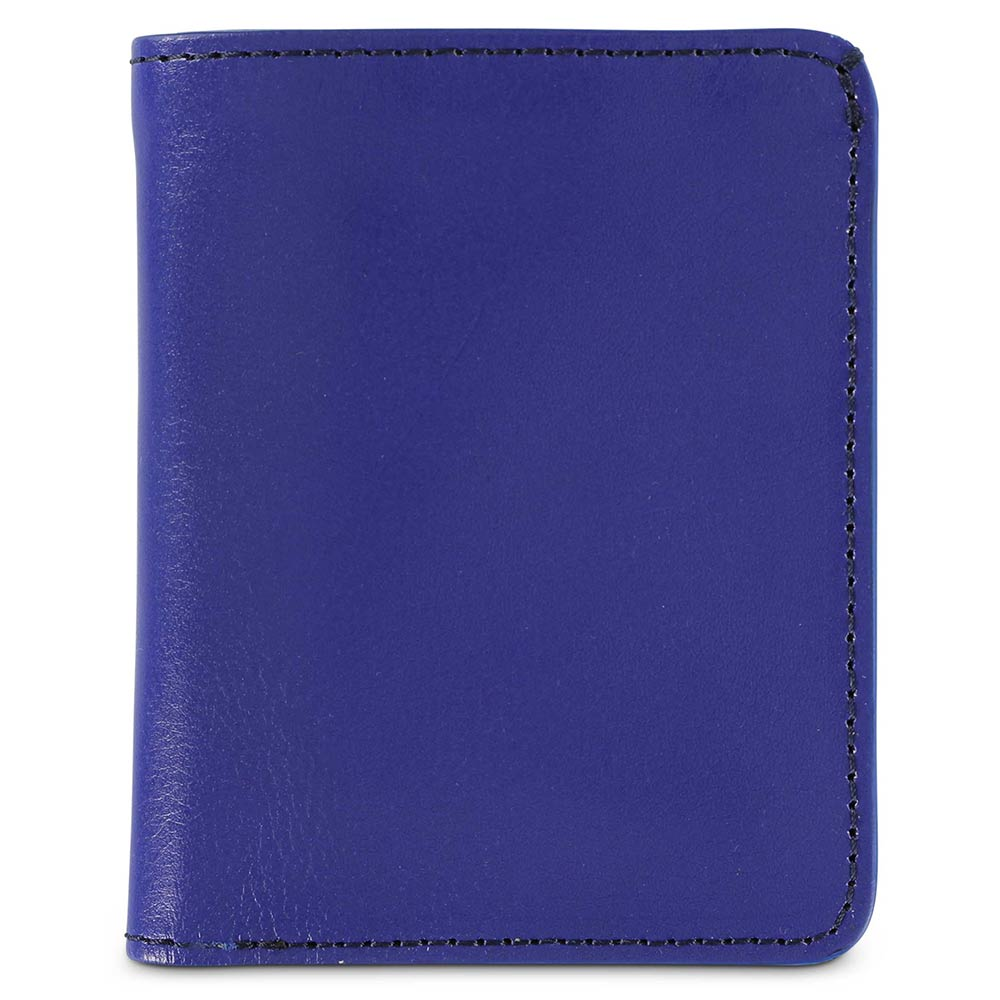 Slim Wallet - Strong Blue - Escuyer