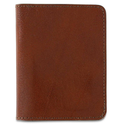 Slim Wallet - Light Brown