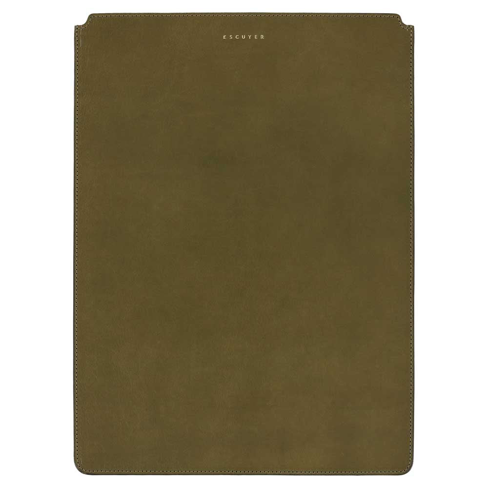 MacBook Sleeve // Khaki  / Mustard