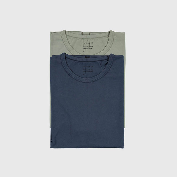 Surprise Crew Neck T-shirt Subscription Pack - Escuyer