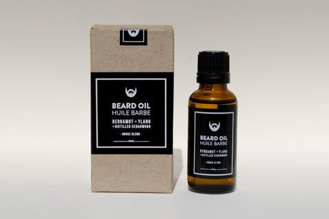 Always Bearded Oil - Bergamot Ylang