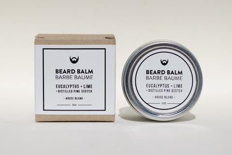 Always Bearded Balm - Eucalyptus Lime