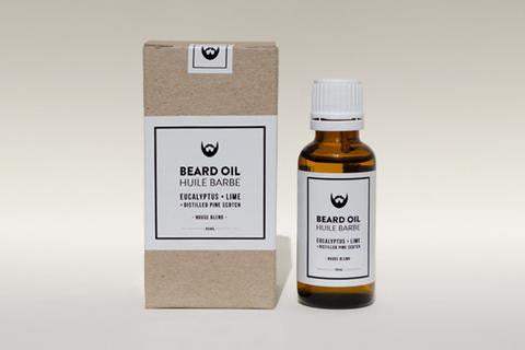 Always Bearded Oil - Eucalyptus Lime