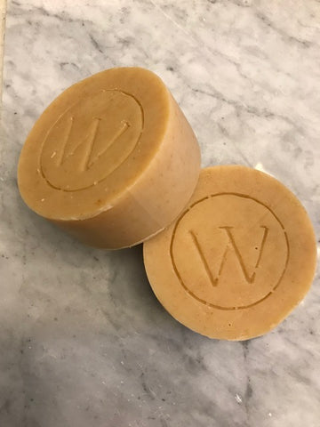 Warrior Soap No 7 - Cedarwood and Fir