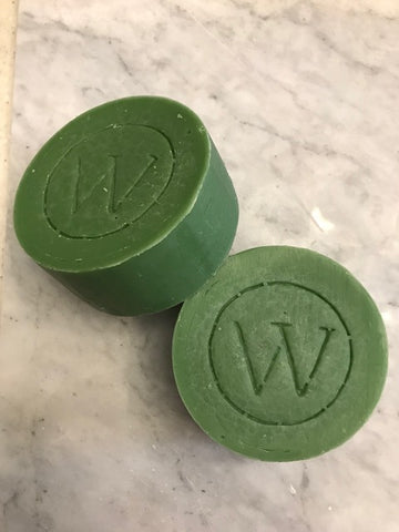 Warrior Soap No 8 - Classic Mint