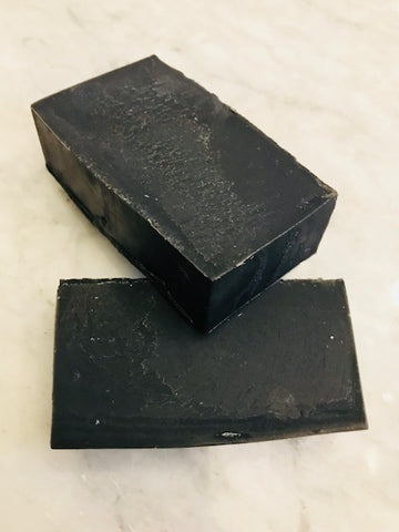 Warrior Soap - D-tox Charcoal and Tea Trea Soap