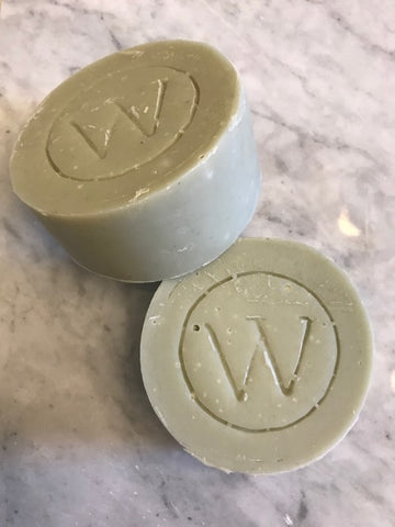 Warrior Soap No 3- Eucalyptus and French Clay
