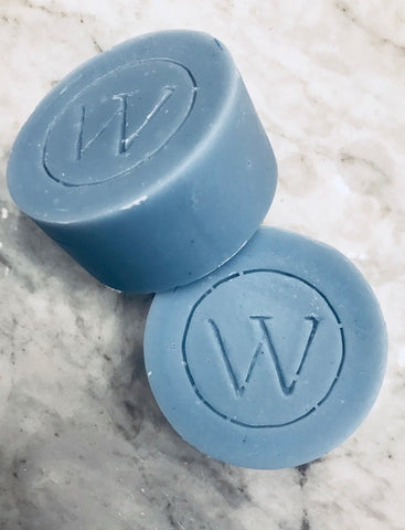 Warrior Soap No 11 - Essence of Blue