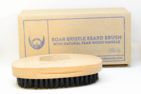 Always Bearded - Beard Brush