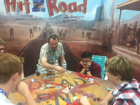 Gencon 2016, The Final Days - Hit Z Road