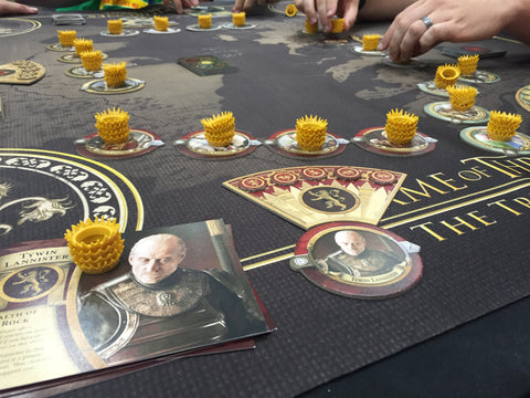 Gencon 2016, The Final Days - Game of Thrones: The Iron Throne