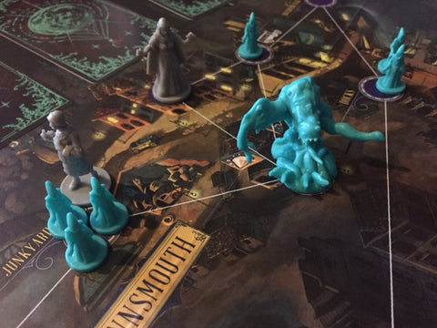 Scare Your Friends with our Halloween Game Picks! - Pandemic: Reign of Cthulhu - Quiche Games